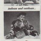 """1948 Ansco Ad """"good pictures"""""""