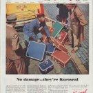 """1948 B.F. Goodrich Ad """"No damage"""""""