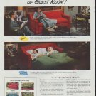 """1948 Simmons Ad """"New And Better"""""""