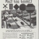 """1948 The American Trucking Industry Ad """"Learn what they mean"""""""