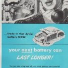 """1948 Owens-Corning Ad """"Don't Wait For Trouble"""""""