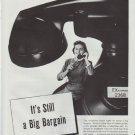"1948 Bell Telephone System Ad ""Still a Big Bargain"""