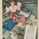 """1952 Westinghouse Ad """"When you play Santa Claus"""""""