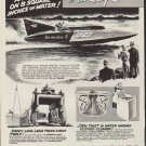 "1952 Borg-Warner Ad ""178 Miles an Hour"""