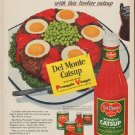 "1952 Del Monte Ad ""Give hash more dash"""