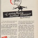 """1950 America Fore Ad """"Re-Buy"""""""