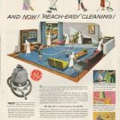 """1952 General Electric Ad """"Reach-Easy"""""""