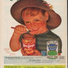 "1952 Stokely's Ad ""Good Eating"""