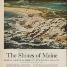 """1952 The Shores of Maine Article """"photographed by Laurence Lowry"""""""