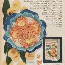 "1952 Kellogg's Rice Krispies Ad ""the still life"""