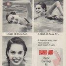"1954 Band-Aid Ad ""Super-Stick"""