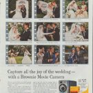 "1961 Kodak Ad ""Capture all the joy"""