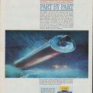 "1961 Genuine Chevrolet Parts Ad ""Reliability"""