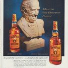 "1961 Old Grand Dad Ad ""Head of the Bourbon Family"""