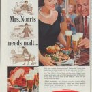 "1958 Fro-Malt Ad ""No wonder"""
