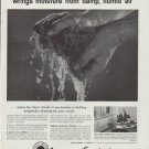 """1958 American-Standard Ad """"air conditioning wrings moisture"""""""