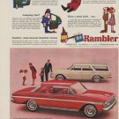 "1964 Rambler Ad ""All-new 1964 Rambler"""
