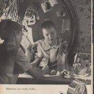 "1960 Scotch Tape Ad ""Memories"""