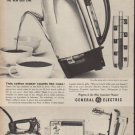 "1960 General Electric Ad ""The New Idea Line"""