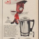 "1960 Dormeyer Ad ""Brewed in a Dormeyer"""