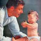 "1961 Metropolitan Life Insurance Company Ad ""Family Security Check-Up"""