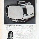 "1961 SONY TV Ad ""World's Lightest"""