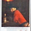 "1962 Smirnoff Vodka Ad ""Never gamble with a stranger"""