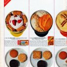"1962 Nabisco Ad ""Easy ways to make simple desserts"""