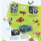 "1961 Kodak Ad ""Cameraland"""