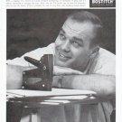 "1961 Bostitch Ad ""New Ceiling"""