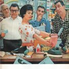 """1961 Rayonier Cellulose Ad """"what's left"""""""