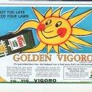 "1961 Vigoro Lawn Food Ad ""Golden Vigoro"""