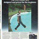 "1979 Ricoh Camera Ad ""the new Ricoh KR-5"""