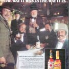 """1979 Early Times Whiskey Ad """"The way it was"""""""