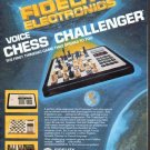 """1979 Fidelity Electronics Ad """"Chess Challenger"""""""