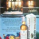 "1979 Dewar's Scotch Whisky Ad ""Ewan Macdonald"""