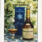 """1979 The Christian Brothers Brandy Ad """"a great tradition"""""""