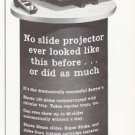 """1966 Sawyer's Projector Ad """"No slide projector"""""""