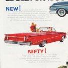 "1960 Edsel Ad ""Edsel for 1960"" ... (model year 1960)"