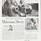 "1959 Employers Mutuals of Wausau Ad ""Wausau Story"""