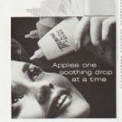 "1959 Murine Eye Drops Ad ""Squeeze Bottle"""