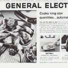 "1959 General Electric Ad ""gives you the extras"""