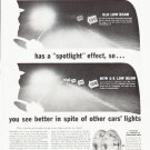 """1959 General Electric Ad """"spotlight effect"""""""