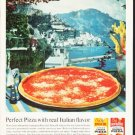"1964 Chef Boy-Ar-Dee Ad ""Perfect Pizza"""
