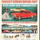 "1964 Rambler Ad ""Danny Kaye"""