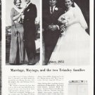 """1964 Maytag Ad """"two Trizulny families"""""""