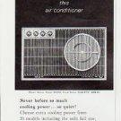 "1964 Admiral Air Conditioner Ad ""Shh-h!""  2554"