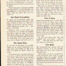 """1953 Southern Pacific Lines Ad """"The Main Line""""  2591"""