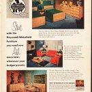 "1953 Heywood-Wakefield Ad ""furniture you need now""  2635"