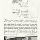"""1961 Ford Falcon Ad """"Driveway or parkway"""" ~ model year 1961  2648"""